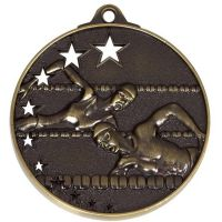 San Francisco50 Swimming Medal</br>AM510B